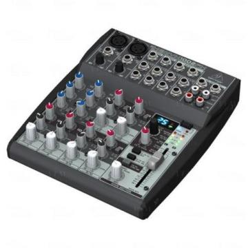 Behringer XENYX 1002FX 10 Channel Mixer
