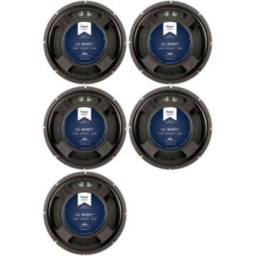 "Eminence Lil' Buddy 10"" 50-watt Replacement Guitar Spea... (5-pack) Value Bundle"