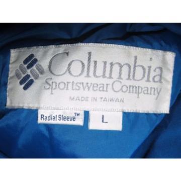 Mens Vintage 80s 90s Radial Sleeve Anorak Pullover Parka Shell Ski Jacket Coat L
