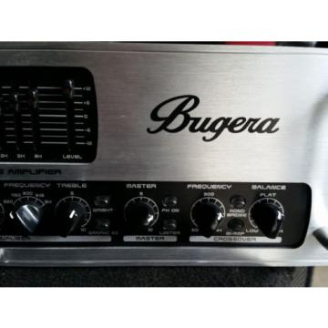 Bugera Nuke Bass Amp Amplifier Head BTX36000