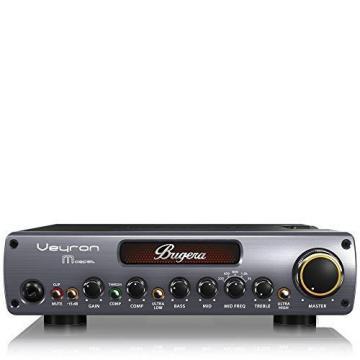 Bugera BV1001M Veyron Mosfet Bass Amplifier Head