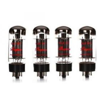 BUGERA 6L6GC-4 Matched Vacuum Power Tubes Guitar Amp Set of 4