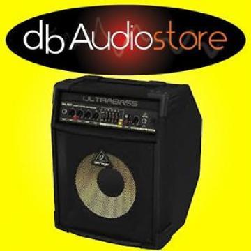Behringer BXL450A Amplificatore per Basso a 2 Canali