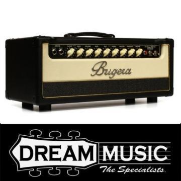 Bugera V22HD Infinium 22-Watt Tube Head Guitar Amplifier RRP$899