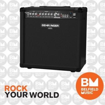 Behringer GTX60 Guitar Amplifier 60W 12'' Inch Combp Amp GTX-60 - Belfield Music