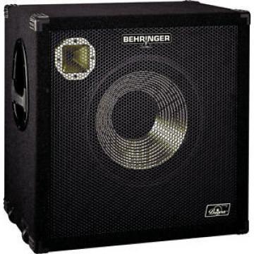 Behringer BA115 Cabinet per basso 600w 8 ohm 15+ speaker. 1 in. tweeter