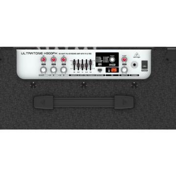 Behringer ULTRATUNE K900FX Keyboard Amplifier 90W 3 Channel PA System w/ FX