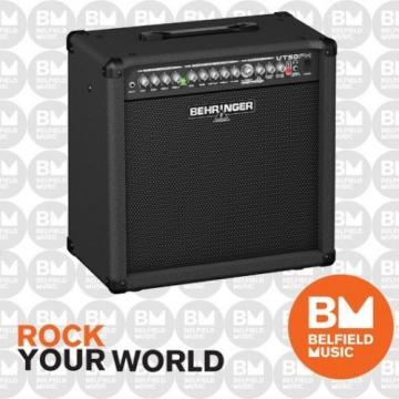 Behringer VIRTUBE VT50FX Guitar Amplifier 50W 12'' Inch Combo Amp w/ Effects