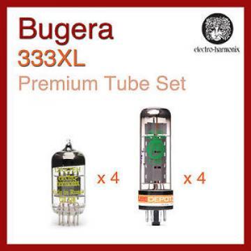 Bugera XXXL Premium Tube Set with Electro-Harmonix