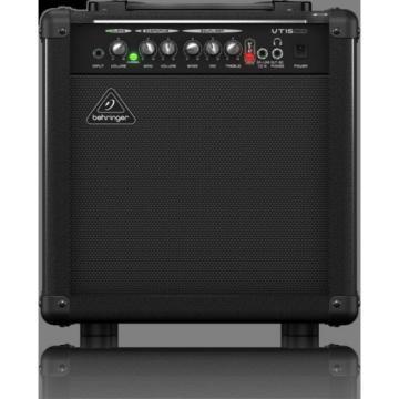 Behringer VIRTUBE VT15CD Guitar Amplifier 15W 8'' Inch Combo Amp 2-Channel