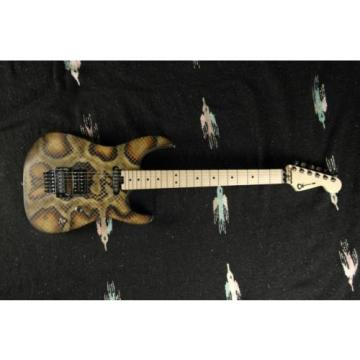 Charvel Warren DeMartini Signature Snake Pro Mod Snakeskin Graphic SAVE 349!!!