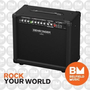 Behringer VIRTUBE VT30FX Guitar Amplifier 30W 10'' Inch Combo Amp w/ Effects