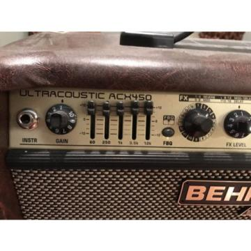 Behringer Ultracoustic ACX450 45 watt Guitar Amp