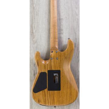 Charvel Guthrie Govan HSH Caramelized Ash Signature Guitar, Roasted Flame +Picks