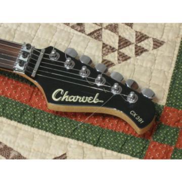 Charvel CX-391 Floyd Rose Guitar - Jackson Pickups - MIJ Made In Japan