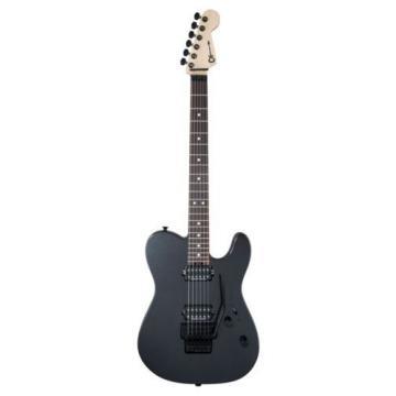 NEW! 2017 Charvel Pro-Mod San Dimas Style 2 HH FR metallic black (pre-order)