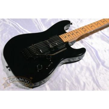 Charvel Model-3 Black Used Electric Guitar Popular model Free Shipping