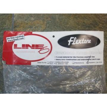 NOS Line 6 Flextone 212S Cab Original Amp Cover....VERY RARE, NEW IN BAG!!
