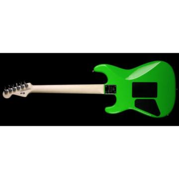 Charvel Pro Mod Series San Dimas 2H FR Electric Guitar Slime Green