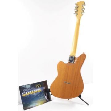 1990's Charvel Surfcaster 12 String Electric Guitar - Sunburst w/Case Lipstick