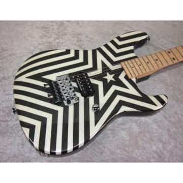 2009 USA Charvel Custom Shop San Dimas Starseye electric guitar with case