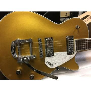 Gretsch G5238T Electromatic W/Bigsby Gold Top