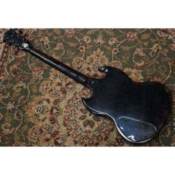 Gibson SG Gothic Used  w/ Gigbag