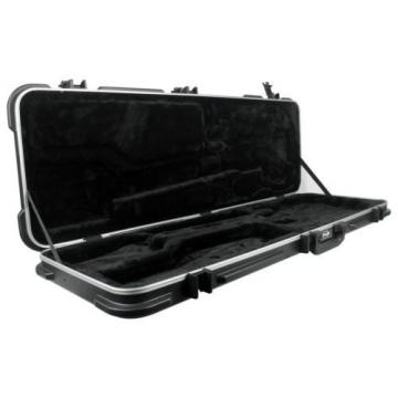 SKB 1SKB-44 Universal Electric Bass Guitar Hard-Shell Case+PedalBoard+Soft Case