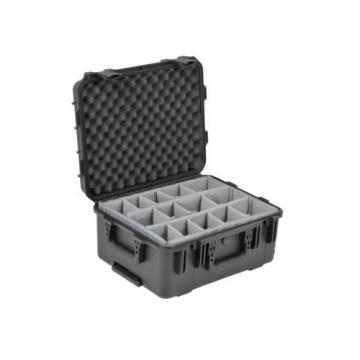 SKB Cases 3i-1914-8B-D  With Padded dividers & Lid organizer, with wheels