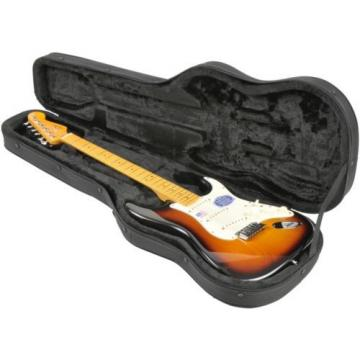 SKB SCFS6 Electric Guitar Soft Case - Black (3-pack) Value Bundle