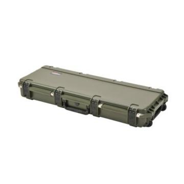 SKB 3I-4214-5M-L Black Short Rifle Case