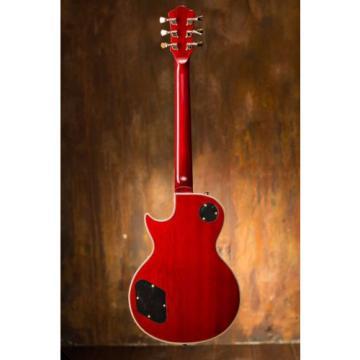 Wolf WLP 750T 2015 Cherry Burst Elec Guitar