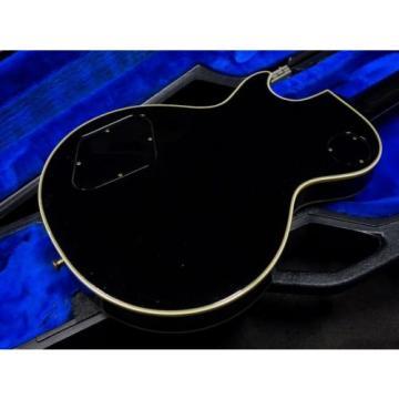 Gibson Les Paul Custom Ebony 1987 Used Guitar Free Shipping from Japan #g2036