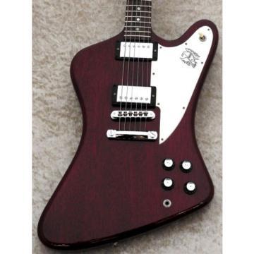 [USED]Gibson  Firebird Studio, 2006 Cherry, Electric guitar, f021255