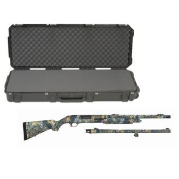 "SKB Waterproof Plastic Molded 42.5"" Gun Case Mossberg 535 Pump Action Shotgun"