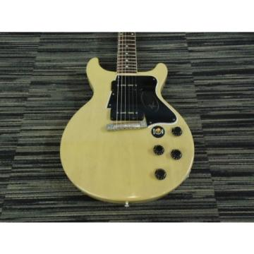 Gibson Custom Shop 1960 Les Paul Special DC VOS TVY, Electric guitar, a1066