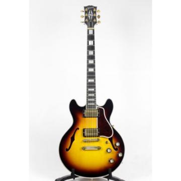 2010 Gibson Custom Shop ES-359 semi hollow electric guitar - 10018414