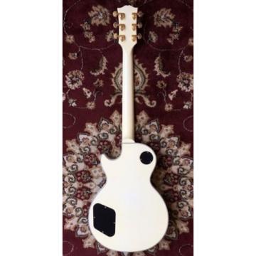 Gibson: Electric Guitar Les Paul Custom White USED