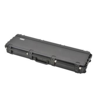 """SKB Waterproof Plastic Molded 50.5"""" Gun Case For Sako Bolt Action Long Rifle"""