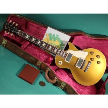 Gibson Custom Shop 1957 LES PAUL GOLD TOP TOM MURPHY AGED 2015 Electric guitar