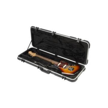 SKB Jaguar/Jazzmaster Type Shaped Hardshell Case 6-string Guitars only...not ...