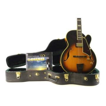 1980 Ibanez Joe Pass JP20 Electric Guitar - Sunburst w/Case JP-20