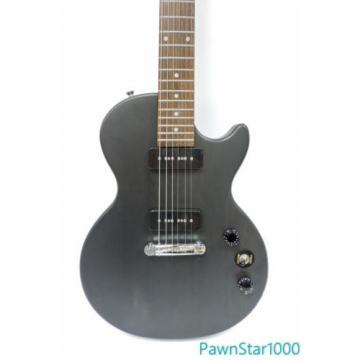 Mint Epiphone Les Paul Transparent Black Special Limited Edition Custom Shop