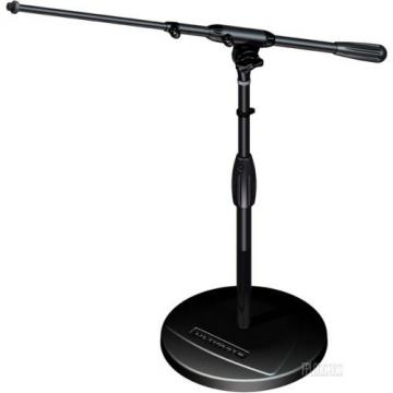 Ultimate Support Touring Series Round Base Short Boom Microphone Stand NEW
