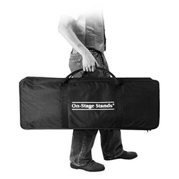 OnStage On Stage Microphone Stand Carry Bag