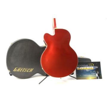 Gretsch G6120SH Brian Setzer Hot Rod Electric Guitar - Candy Apple Red w/OHSC