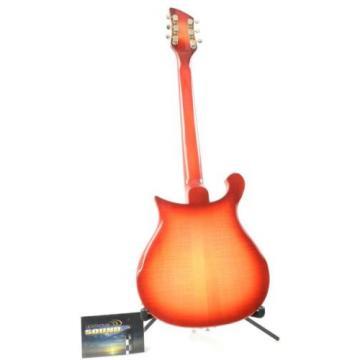 2015 Rickenbacker Model 660 Electric Guitar - Fire Glo w/ OHSC