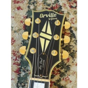 Orville by Gibson LPC-57B '93, Les Paul, Made in Japan, m1191