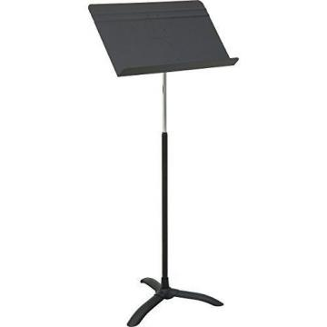 Adjustable Sheet Music Stand Heavy Duty Desk Automatic Note Holder