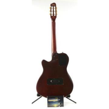Godin Multiac ACS SA Nylon String Electric Guitar - Natural w/ Gig Bag - Synth